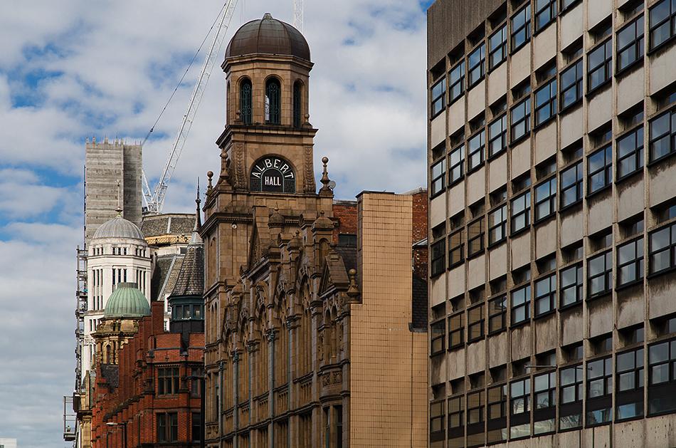 Manchester, Albert Hall