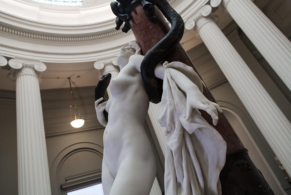 Lady Lever Art Gallery, Desiré Maurice Ferrary, Salammbo