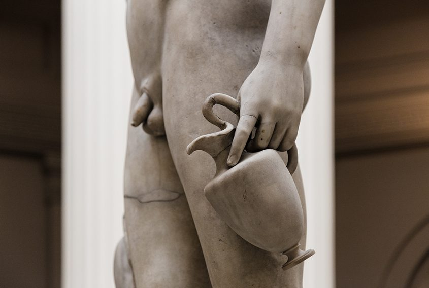 Lady Lever Art Gallery, Antinous