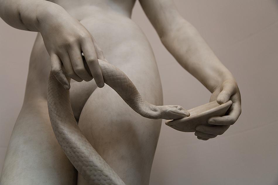 Lady Lever Art Gallery, Edmund L von Weber, Hygeia