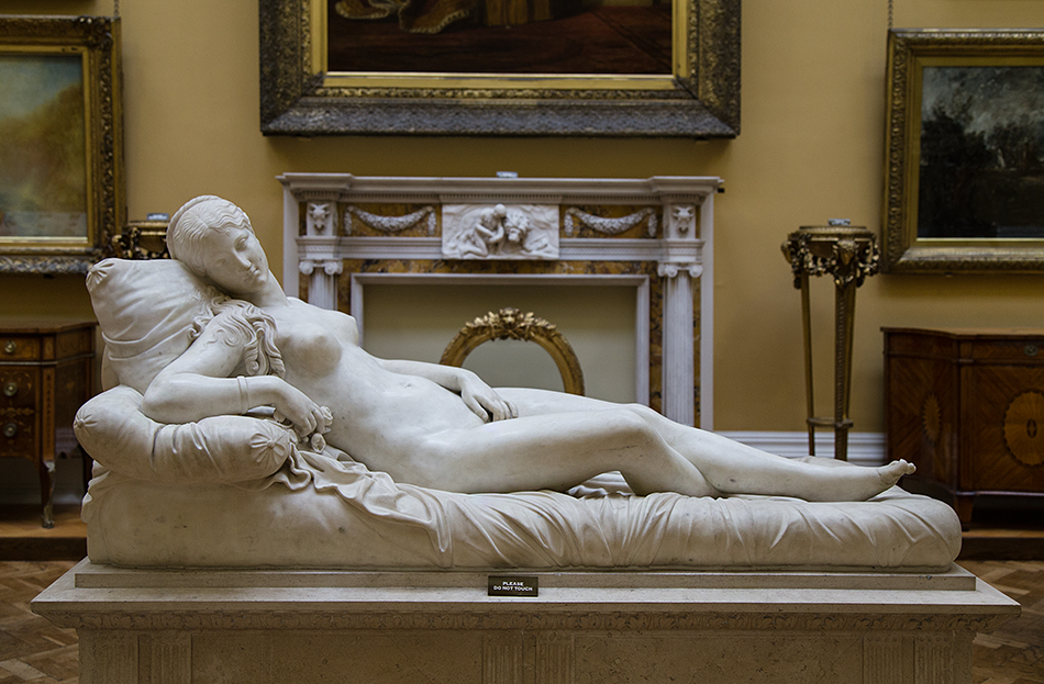 Lady Lever Art Gallery, After Lorenzo Bartolini, Venus