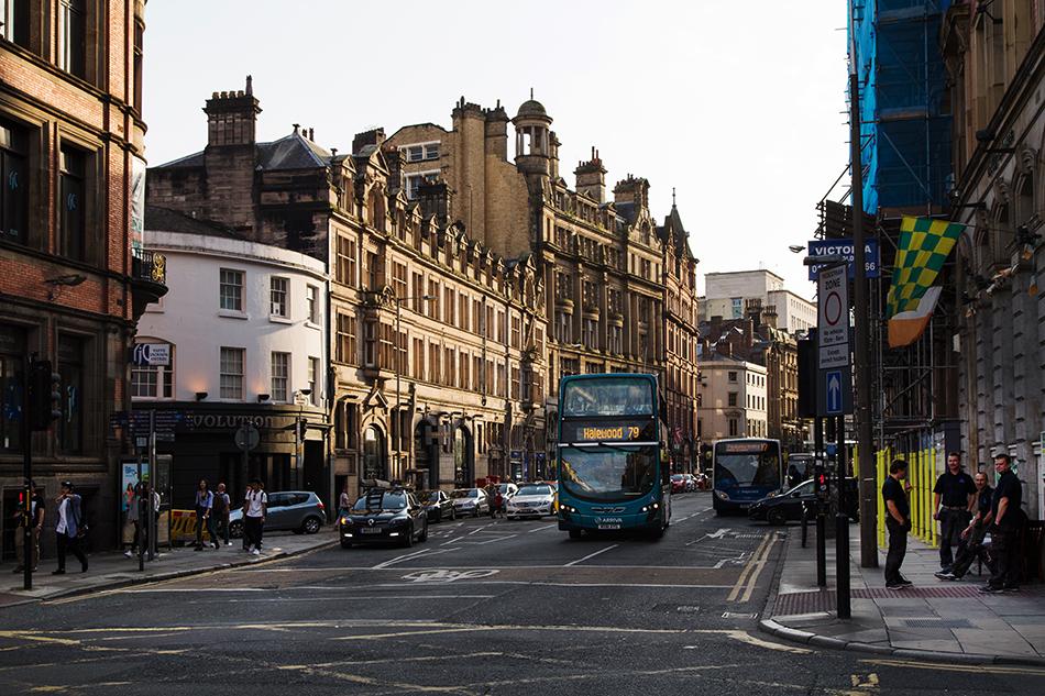 Liverpool, Victoria Street
