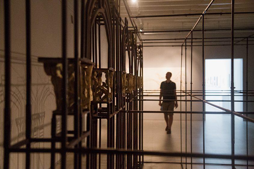 Rathin Barman, Home, and a Home, Singapore Biennale 2016, Fabian Fröhlich