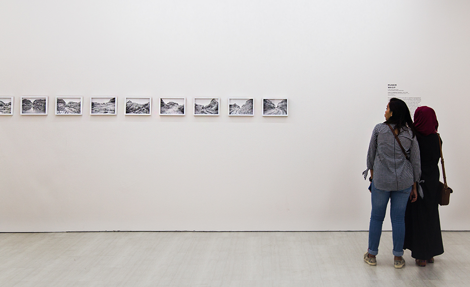 Munem Wasif, Land of Undefined Territory, Singapore Biennale 2016, Fabian Fröhlich