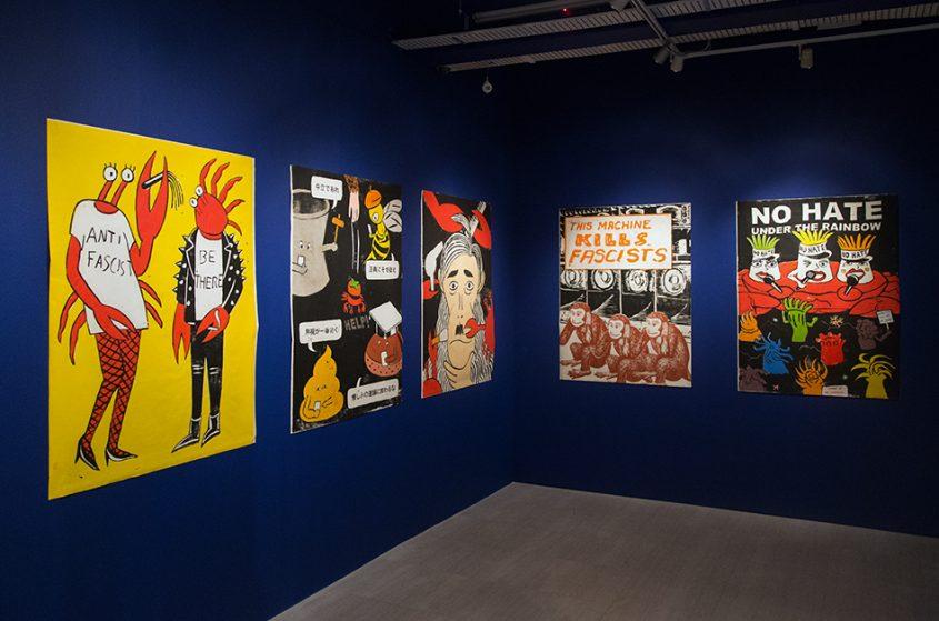 Nobuaki Takekawa, Sugoroku – Anxiety of Falling from History, Singapore Biennale 2016, Fabian Fröhlich