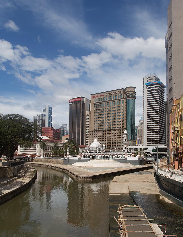Kuala Lumpur, Masjid Jamek