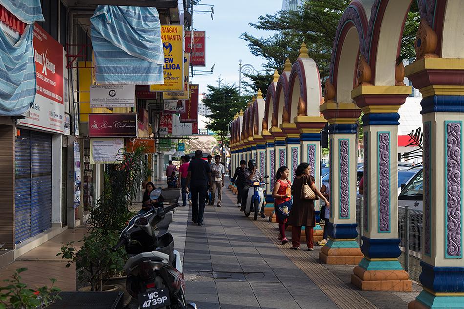 Kuala Lumpur, Jalan Tun Sambanthan
