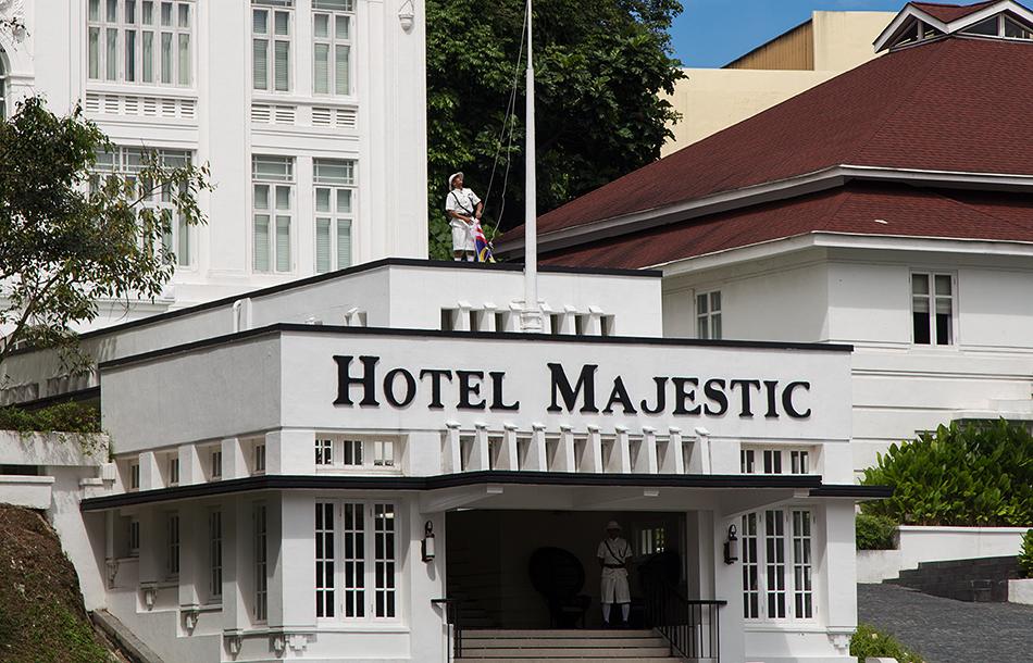 Kuala Lumpur, Hotel Majestic