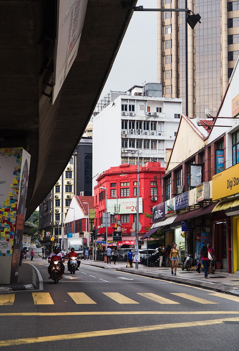 Kuala Lumpur, Jalan Tun Perak