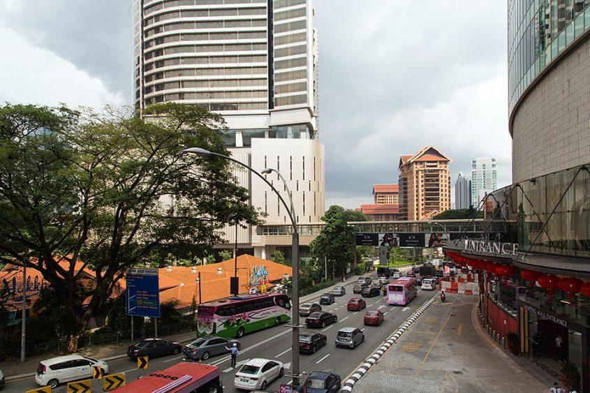 Fabian Fröhlich. Kuala Lumpur, Jalan Raja Chulan