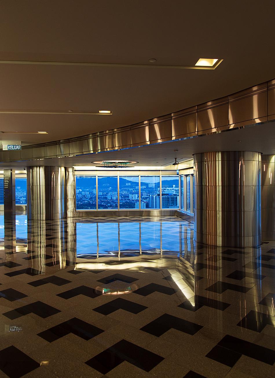 Fabian Fröhlich, Kuala Lumpur, Petronas Twin Towers, Interior