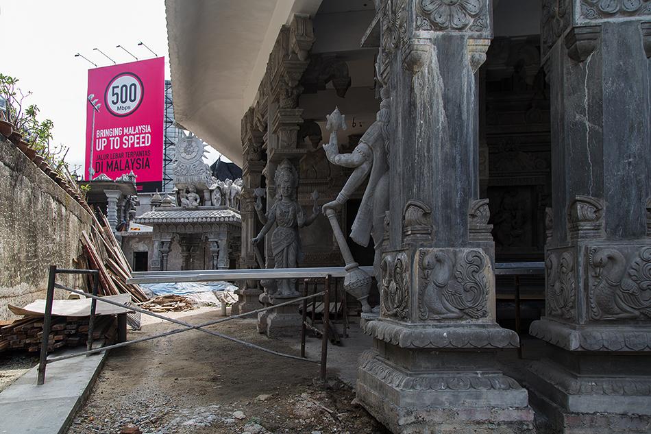 Kuala Lumpur, Sree Veera Hanuman Temple