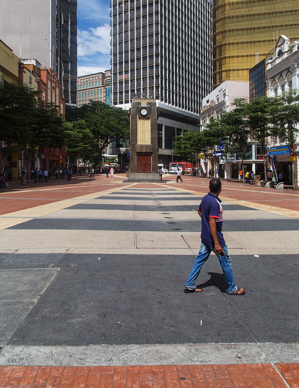 Kuala Lumpur, Medan Pasar