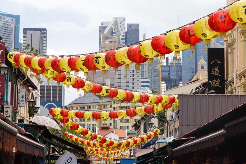 Singapore, Fabian Fröhlich, Chinatown, Pagoda Street