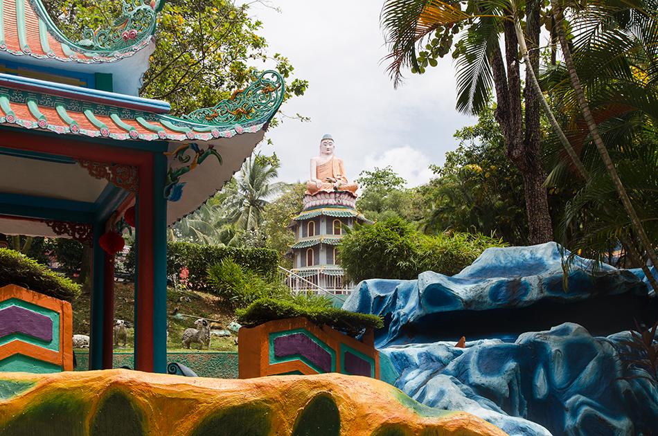 Fabian Fröhlich, Singapore. Haw par Villa, Shakyamuni Buddha