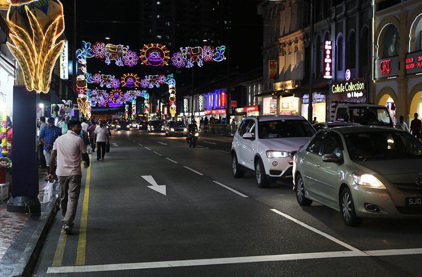 Singapore, Fabian Fröhlich, Serangoon Road