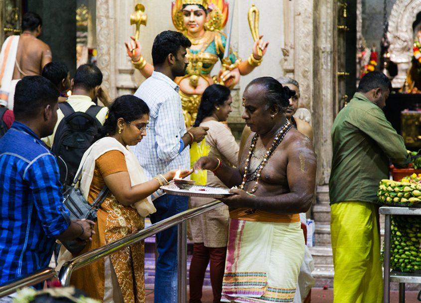Singapore, Fabian Fröhlich, Sri Veeramakaliamman Temple