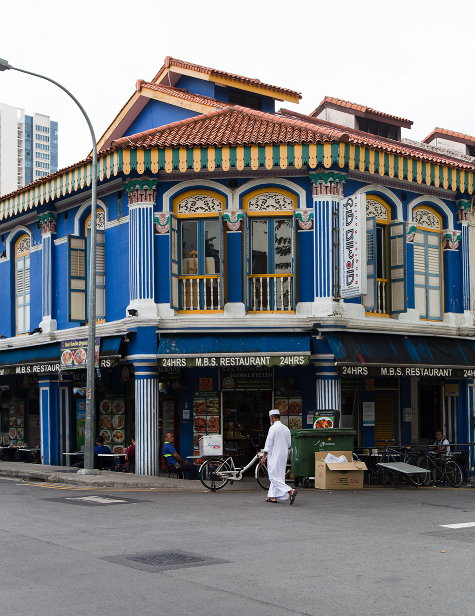 Singapore, Fabian Fröhlich, Little India