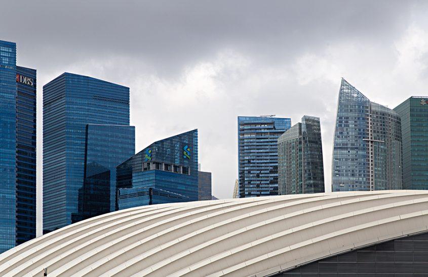 Fabian Fröhlich, Singapore, Marina Bay Sands