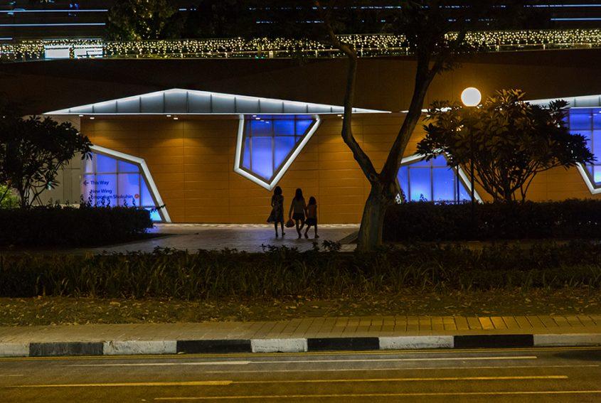 Fabian Fröhlich, Singapore, Esplanade – Theatres on the Bay