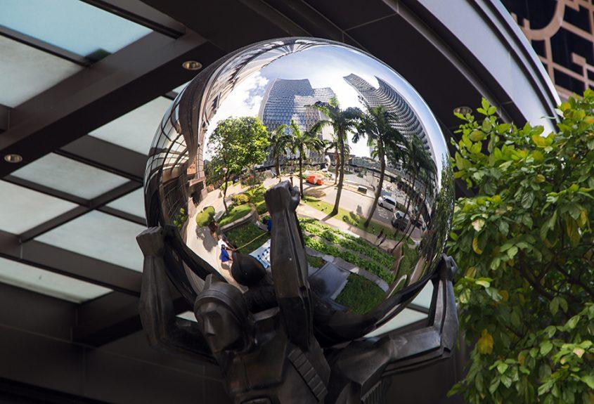 Singapore, Fabian Fröhlich, Parkview Square