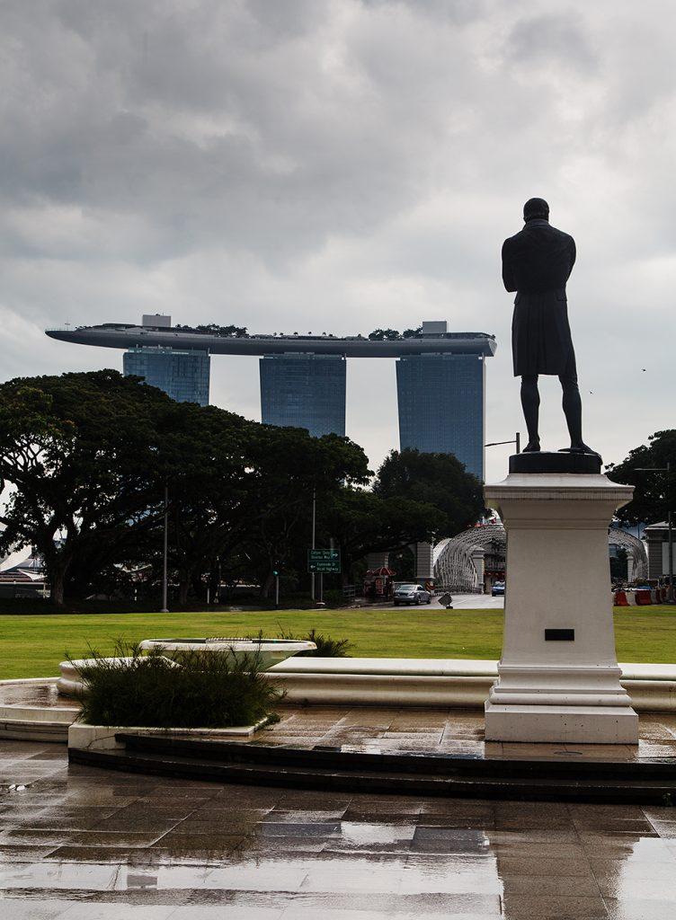 Fabian Fröhlich, Singapore,