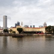 Fabian Fröhlich, Singapore, Singapore River and Asian Civilisations Museum