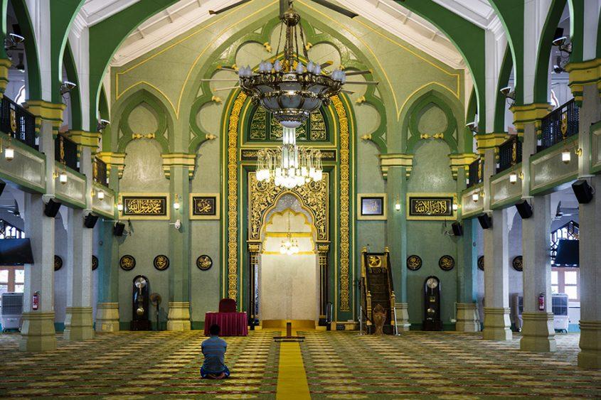 Singapore, Fabian Fröhlich, Sultan Mosque