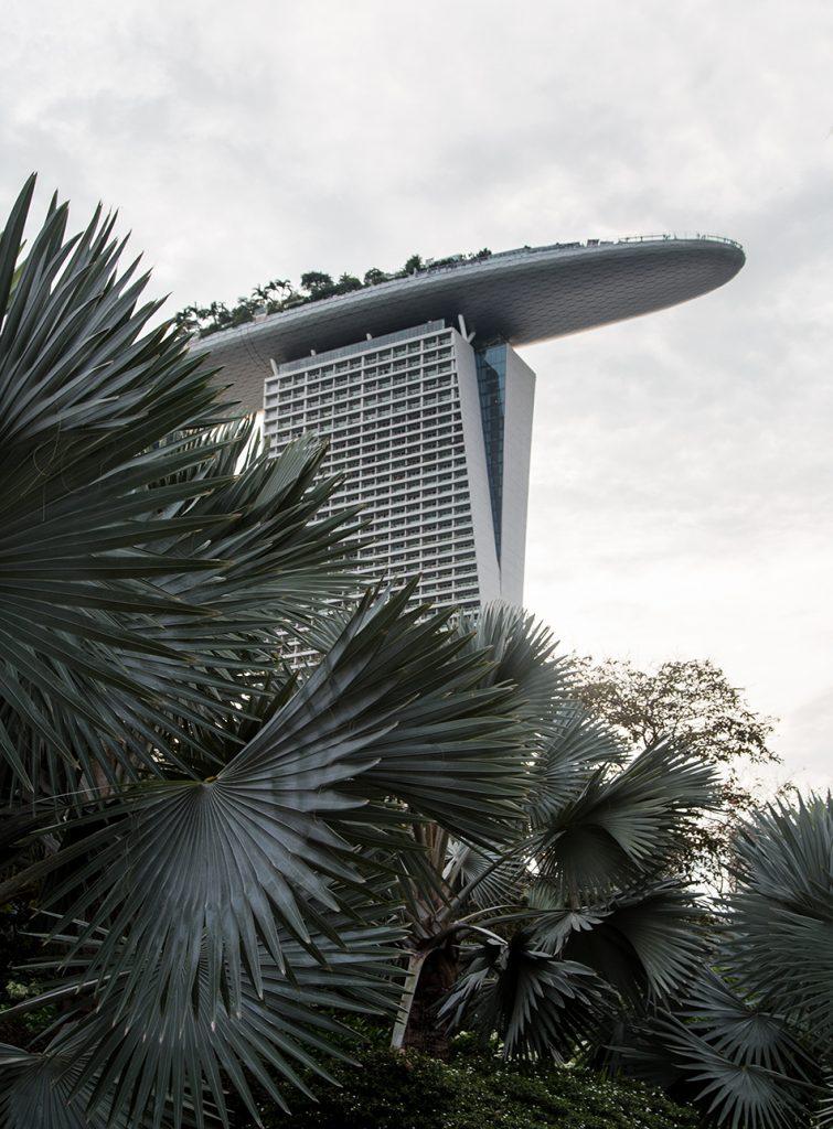 Fabian Fröhlich, Singapore, Gardens by the Bay, Marina Bay Sands
