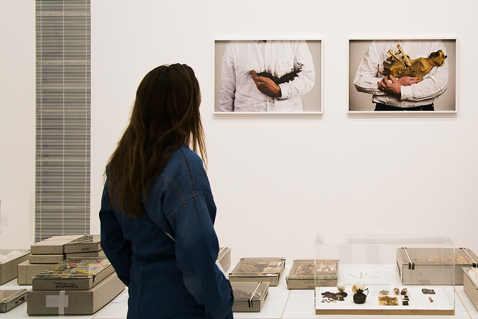 Lois Weinberger, Debris Field , EMST, documenta 14, Athen, Fabian Fröhlich