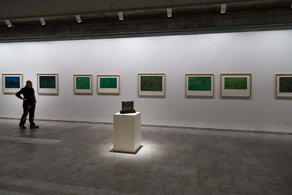 Ganesh Haloi, documenta 14, Athens, Odeion, Fabian Fröhlich