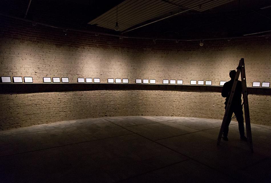 Lala Rukh, Hieroglyphs, documenta 14, Athens, Odeion, Fabian Fröhlich