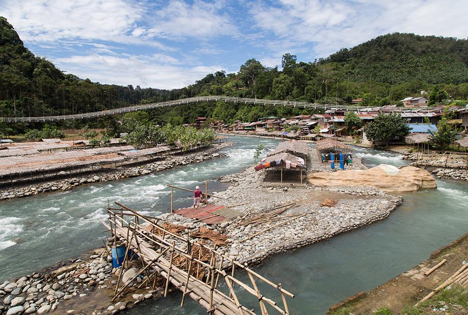 Fabian Fröhlich, Bukit Lawang, Sumatra,  Bohorok River