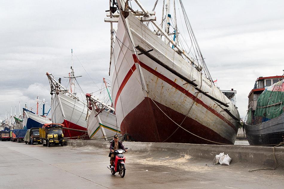 Fabian Fröhlich, Jakarta, Koppeg Maritim Sunda Kelapa