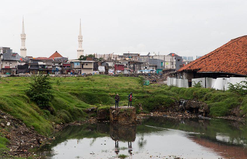 Fabian Fröhlich, Jakarta, View from Menara Syahbandar