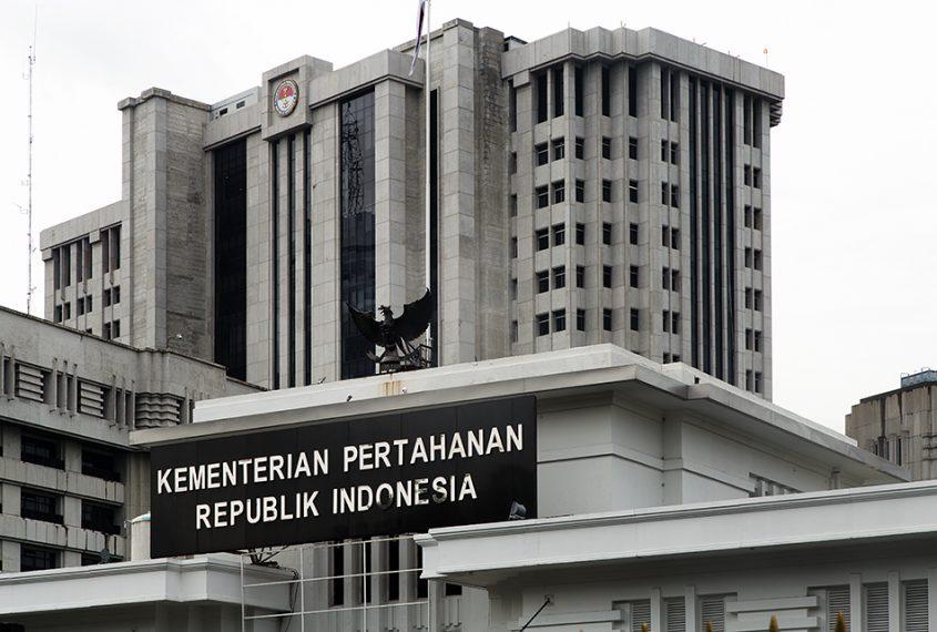 Fabian Fröhlich, Jakarta, Kementerian Pertahanan