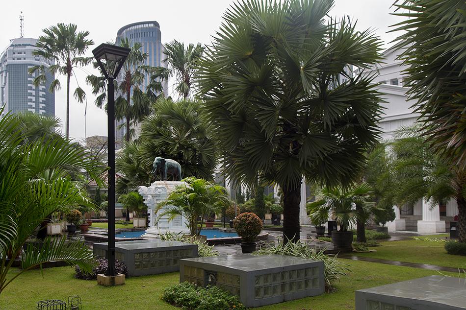 Fabian Fröhlich, Jakarta,