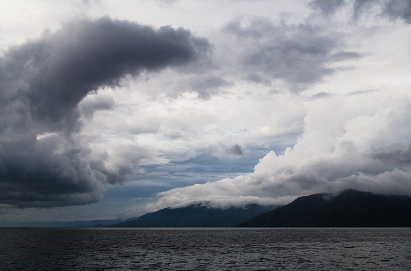 Fabian Fröhlich, Lake Toba, Samosir, Clouds