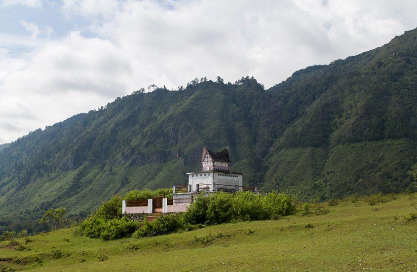 Fabian Fröhlich, Lake Toba, Samosir, Tomb, Grabmal