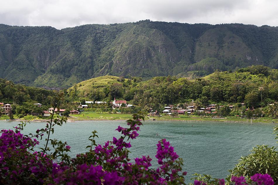 Fabian Fröhlich, Lake Toba, Samosir, Near Tuktuk