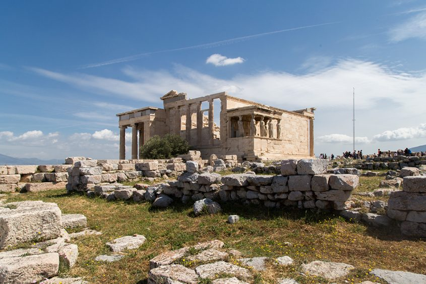 Athen, Akropolis, Erechtheion, Fabian Fröhlich