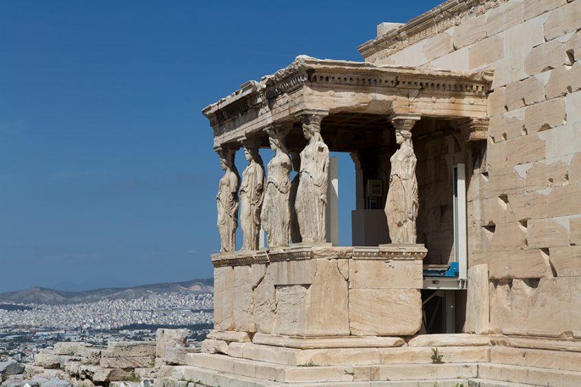 Athen, Akropolis, Erechtheion , Fabian Fröhlich
