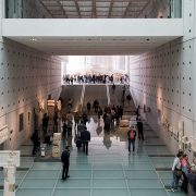 Athens, Acroplis Museum, View from Level 1 to Level 0