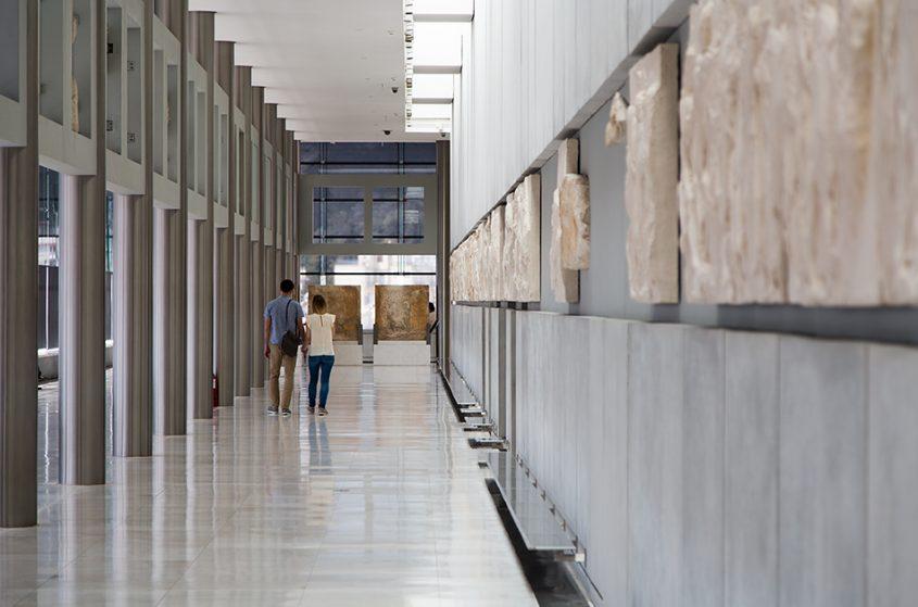 Athens, Acroplis Museum, Parthenon Gallery