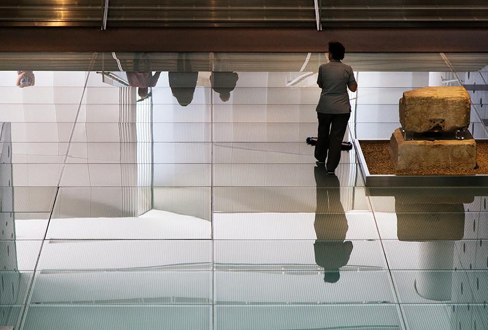 Athens, Acroplis Museum,