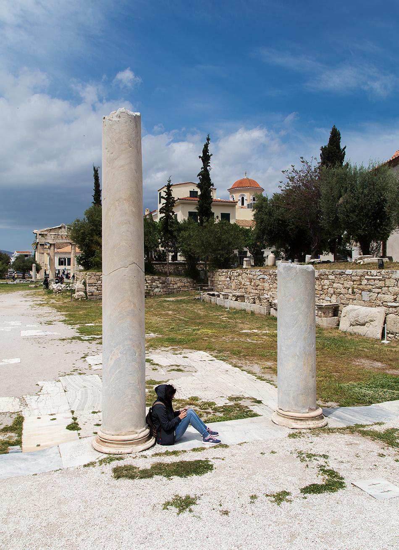 Athen, Römische Agora, Fabian Fröhlich