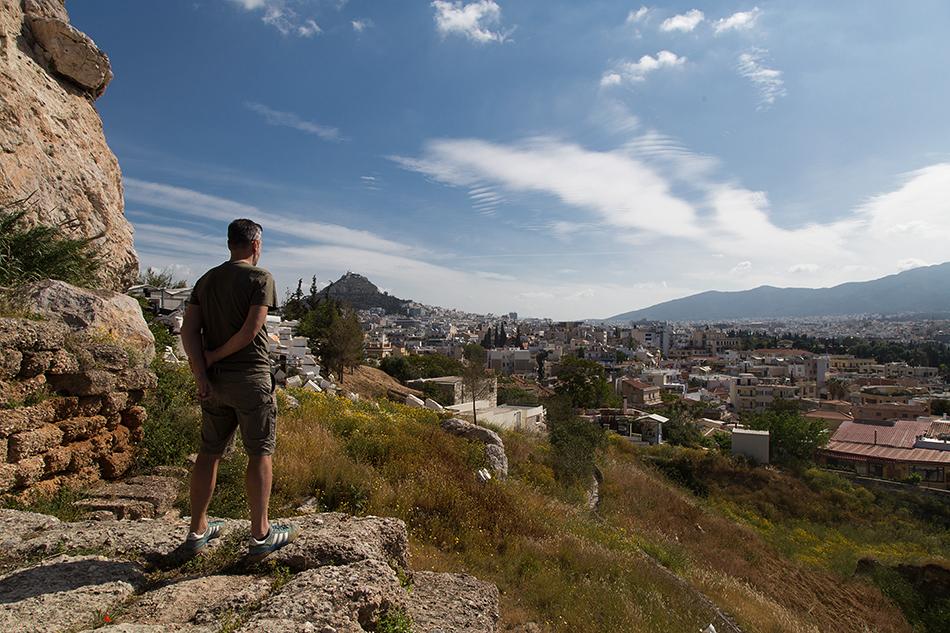 Athen, South Slope Acropolis, Fabian Fröhlich