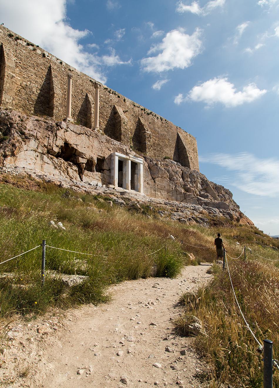 Athen, Akropolis, Thrasyllos-Monument, Fabian Fröhlich
