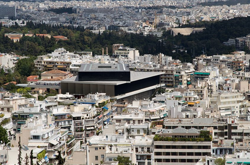 Athens, Acropolis Museum, Fabian Fröhlich