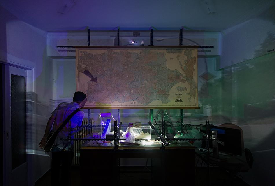 Andreas Angelidakis, Unauthorized (Athinaiki Techniki) (Polytechniou 8), documenta 14, Athen, Fabian Fröhlich